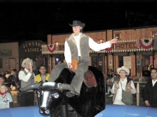 Bullriding & alle Highlights aus dem Wilden Westen