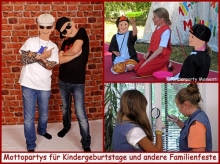 Kinderparty Momenti - Mobile Kinderanimation