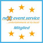 Mitglied im Künstlerverzeichnis NEXT-EVENT-SERVICE